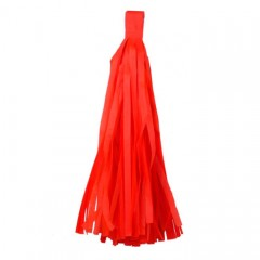 Кисточка тассел красная