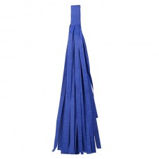 Кисточка тассел синяя