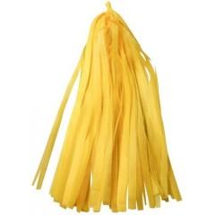 Кисточка тассел желтая