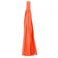 Кисточка тассел оранжевая