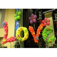 "Буквы ""Love"" большие"
