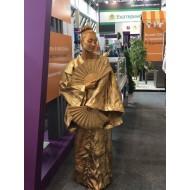 """Живая статуя  """"Японская девушка"""""""