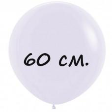 Воздушный шар 60 см сиреневый