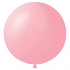 """Шар """"Большой"""" розовый"""