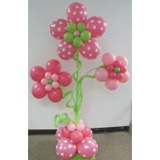 Цветы на стебле