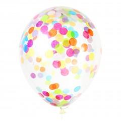 """Воздушные шары """"Конфетти"""" ассорти"""