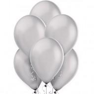 """Воздушный шар без рисунка """"Серый"""""""