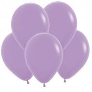"""Воздушный шар без рисунка """"Светло-фиолетовый"""""""