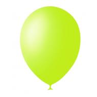 """Воздушный шар без рисунка """"Зеленое яблоко"""""""