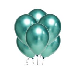 """Воздушный шар """"Зеленый хром"""""""