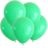 """Воздушный шар без рисунка """"Светло-зеленый"""""""