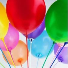 Воздушные шары на палочке