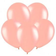 """Воздушный шар """"Розовое золото металлик"""""""