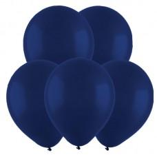 """Воздушный шар без рисунка """"Темно-синий"""""""