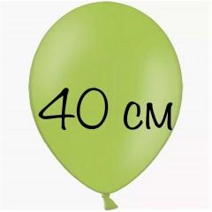 Воздушный шар 40 см лайм
