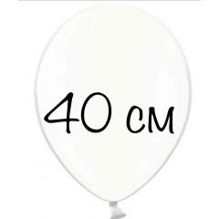 Воздушный шар 40 см прозрачный