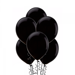"""Воздушный шар """"Черный"""""""