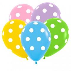"""Воздушные шары  """"Горох"""""""