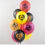 """Воздушные шары  """"Будь в тренде"""""""