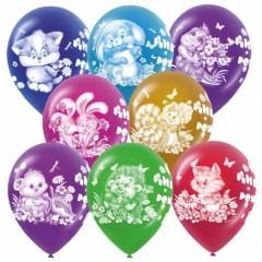 """Воздушные шары """"Детский день рождения"""""""