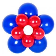 Цветок двойной