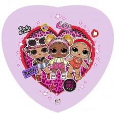 """Сердце """"Куклы LOL"""""""