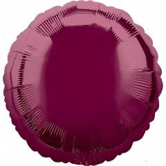 Круг фольгированный ягодный