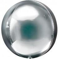 "3D Сфера ""Серебро"""