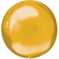 """3D Сфера """"Золото"""""""