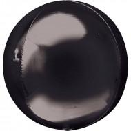 """3D Сфера """"Черный"""""""