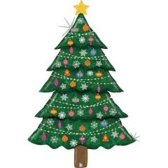 "Ходячий шар ""Новогодняя елка"""