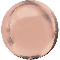 "3D Сфера ""Розовое золото"""