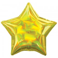Звезда золото перламутр