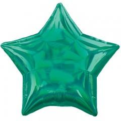 Звезда зеленый перламутр