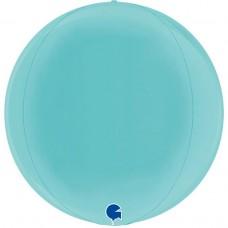 """3D Сфера """"Голубой"""""""