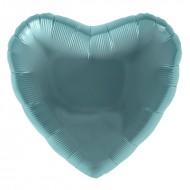 Сердце бирюза