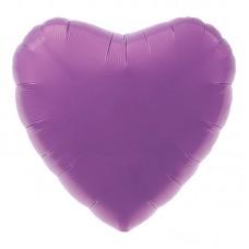 Сердце пурпурное
