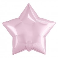 Звезда нежно-розовый