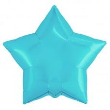 Звезда нежно-голубой