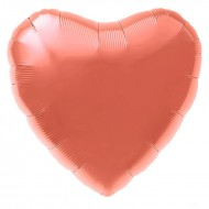 Сердце коралл