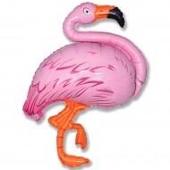 """Фольгированный шар """"Фламинго"""""""