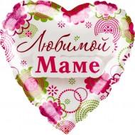 "Сердце ""Любимой маме"""