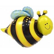 """Фольгированный шар """"Веселая пчелка"""""""
