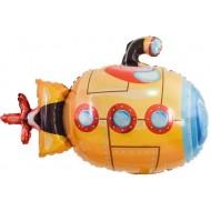 """Фольгированный шар """"Подводная лодка"""""""