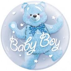 "Шар баблс "" Baby boy"""