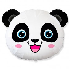 """Фольгированный шар """"Голова Панды"""""""