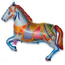 """Фольгированный шар """"Лошадь"""""""