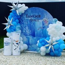 "Фотозона ""Frozen Party"""