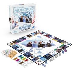 Игра Monopoly Холодное сердце 2