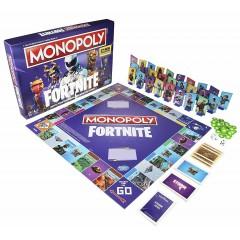 Игра Monopoly Fortnite